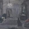 The White skin pet, 40 x 28 cm, oil on canvas,  2019 thumbnail