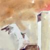 Untitled, 2020, tempera on paper, 30 x 21 cm thumbnail