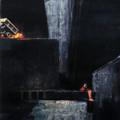 TULIPAN HOME, 2019, oil on canvas, 41 x 37 cm thumbnail