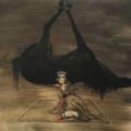 CRUNCHING, 2019, oil on canvas, 42 x 38 cm thumbnail