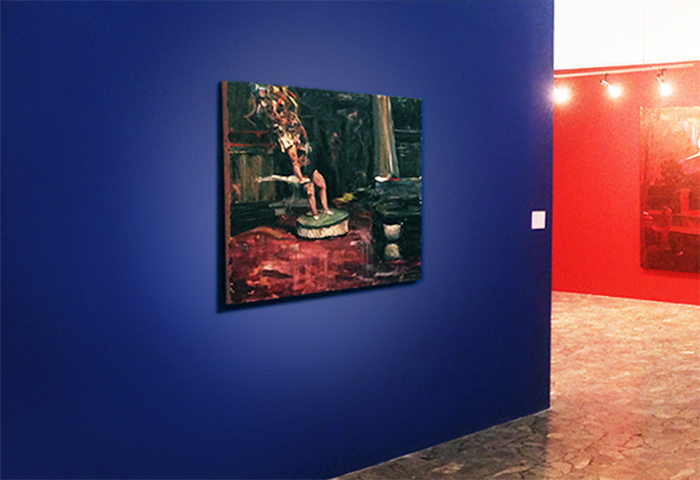 Installation view, National Museum of History, Tirana