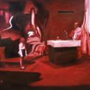 THE ALCHEMY, 2014, oil on canvas, 320 x 200 cm thumbnail