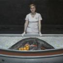 THE FISHMONGER,  60 x 50 cm, oil on canvas, 2010 thumbnail