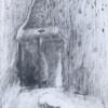 SELVIA, 2020, pencil on paper, 21 X 10 cm thumbnail