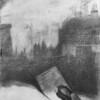 THE MESSAGE, 21 X 15 cm, pencil on paper, 2020 thumbnail