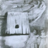 OUT OF HEAVEN, 2020, pencil on paper, 21 x 15 cm thumbnail