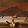 HIGH HOPES, 2020,  oil on canvas, 53 x 35 cm, thumbnail